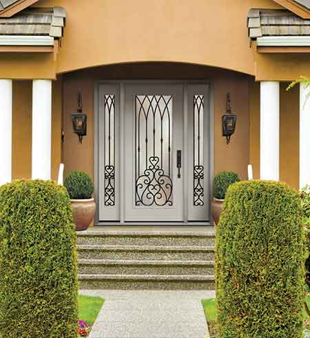 Arteferro® Wrought Iron Glass Collection